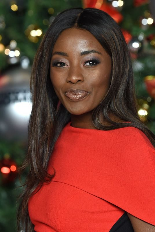 AJ ODUDU at Daddy's Home 2 Premiere in London 11/16/2017
