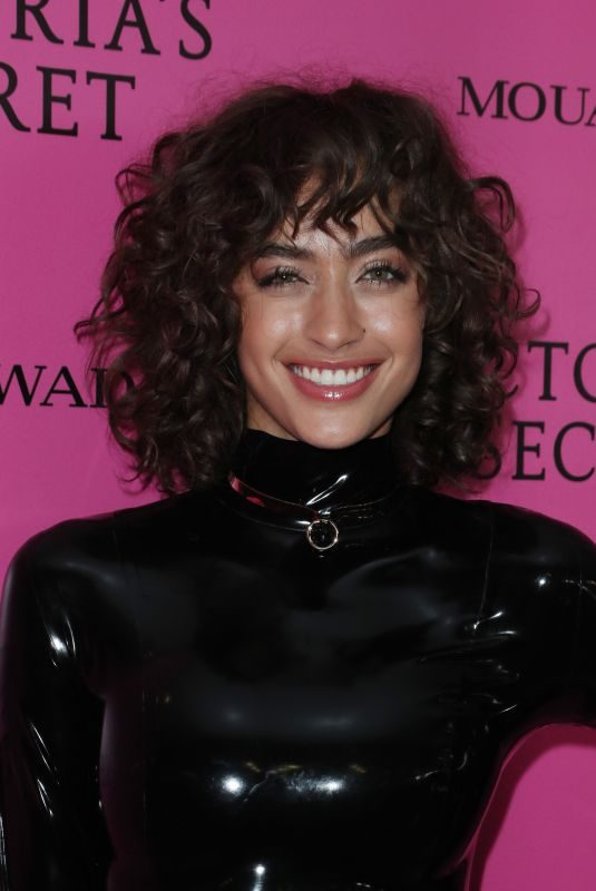 ALANNA ARRINGTON at 2017 VS Fashion Show After Party in Shanghai 11/20/2017