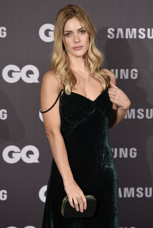 ALEJANDRA ONIEVA at GQ Men of the Year Awards in Madrid 11/16/2017