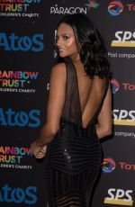 ALESHA DIXON at An Evening with the Stars in London 11/08/2017