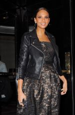 ALESHA DIXON at MacMillan Cancer Support Winter Gala in London 11/29/2017