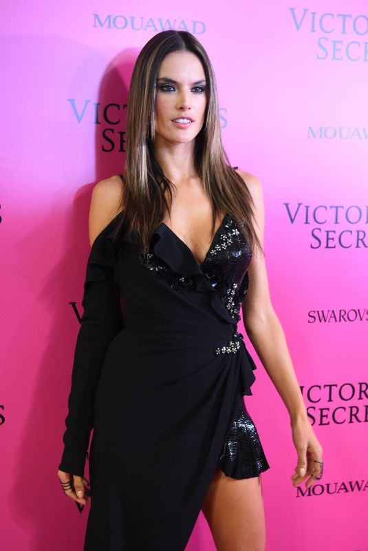 ALESSANDRA AMBROSIO at 2017 VS Fashion Show After Party in Shanghai 11/20/2017
