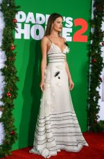ALESSANDRA AMBROSIO at Daddy's Home 2 Premiere in Westwood 11/05/2017