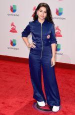ALESSIA CARA at Latin Grammy Awards 2017 in Las Vegas 11/16/2017