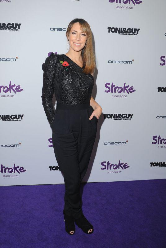 ALEX JONES at Life After Stroke Awards in London 11/01/2017