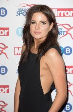 ALEXANDRA FELSTEAD at Pride of Sport Awards in London 11/22/2017