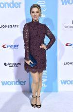 ALI LIEBERT at Wonder Premiere in Los Angeles 11/14/2017
