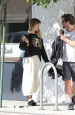 ALICE EVE Out Shopping in Los Angeles 11/18/2017