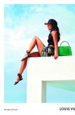 ALICIA VIKANDER for Louis Vuitton