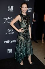 ALISON BRIE at HFPA & Instyle Celebrate 75th Anniversary of the Golden Globes in Los Angeles 11/15/2017