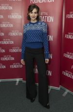 ALISON BRIE at Sag-Aftra Foundation Conversations Screening of Glow in Los Angeles 11/29/2017