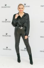 ALLI SIMPSON at Swarovski Rainbow Paradise Spring/Summer 18 Collection Launch in Sydney 11/24/2017