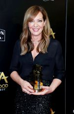 ALLISON JANNEY at 2017 Hollywood Film Awards in Beverly Hills 11/05/2017