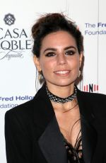 ALLY HILFIGER at Fred Hollows Foundation Inaugural Fundraising Gala in Los Angeles 11/15/2017