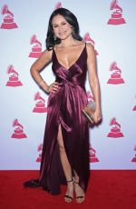 ALVERA DELEON at 2017 Latin Recording Academy Person of the Year Awards in Las Vegas 11/15/2017