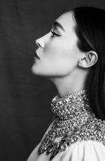 ALYCIA DEBNAM-CAREY for Monrowe Magazine, 2017