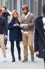 AMAIA SALAMANCA Out for Lunch in New York 11/06/2017