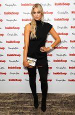 AMANDA CLAPHAM at Inside Soap Awards 2017 in London 11/06/2017