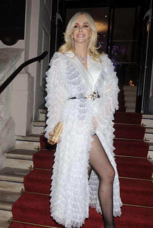AMANDA CRONIN Arrives at Global Gift Gala in London 11/18/2017
