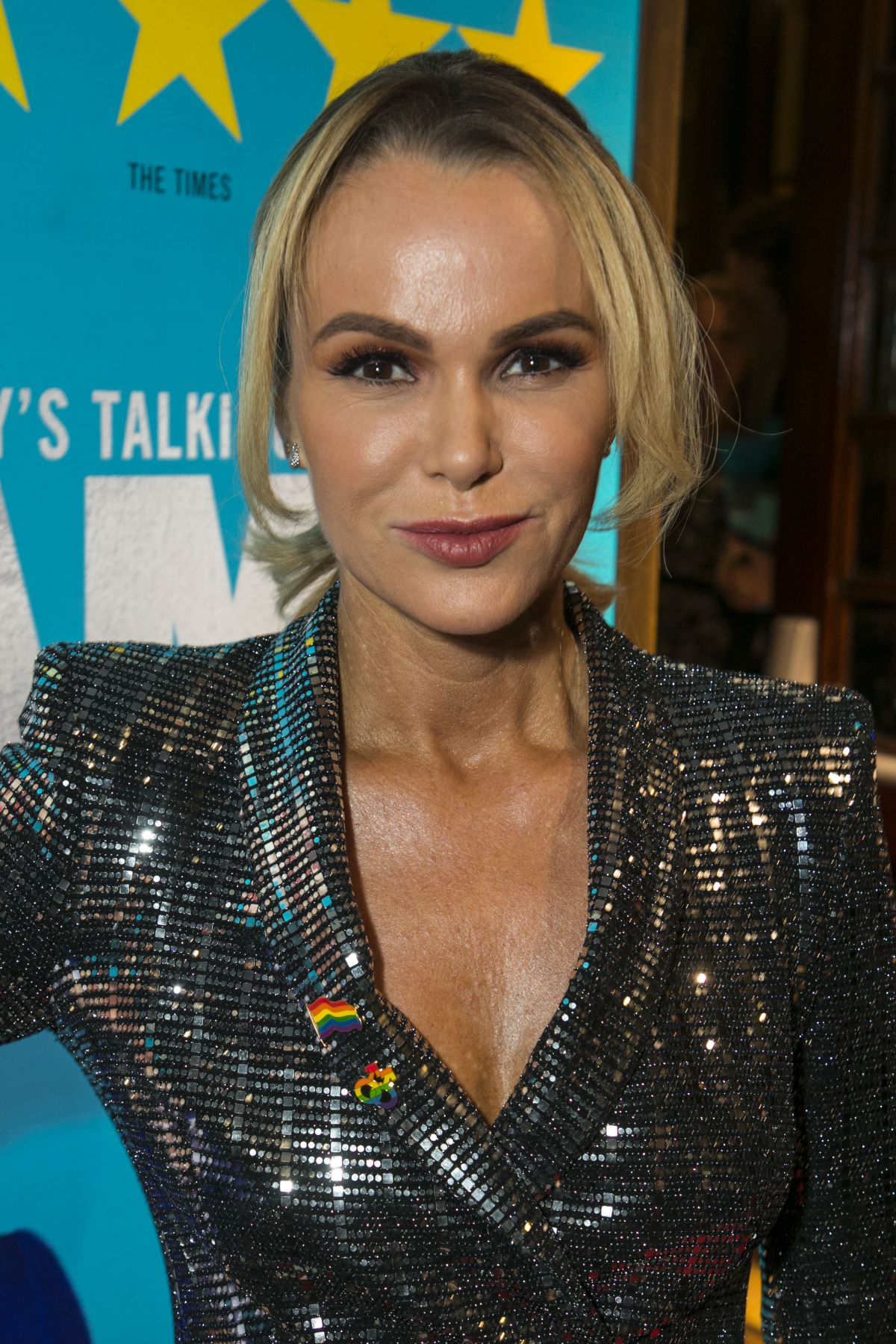da12485f0e AMANDA HOLDEN at Everybody s Talking About Jamie Press Night in London  11 22 2017