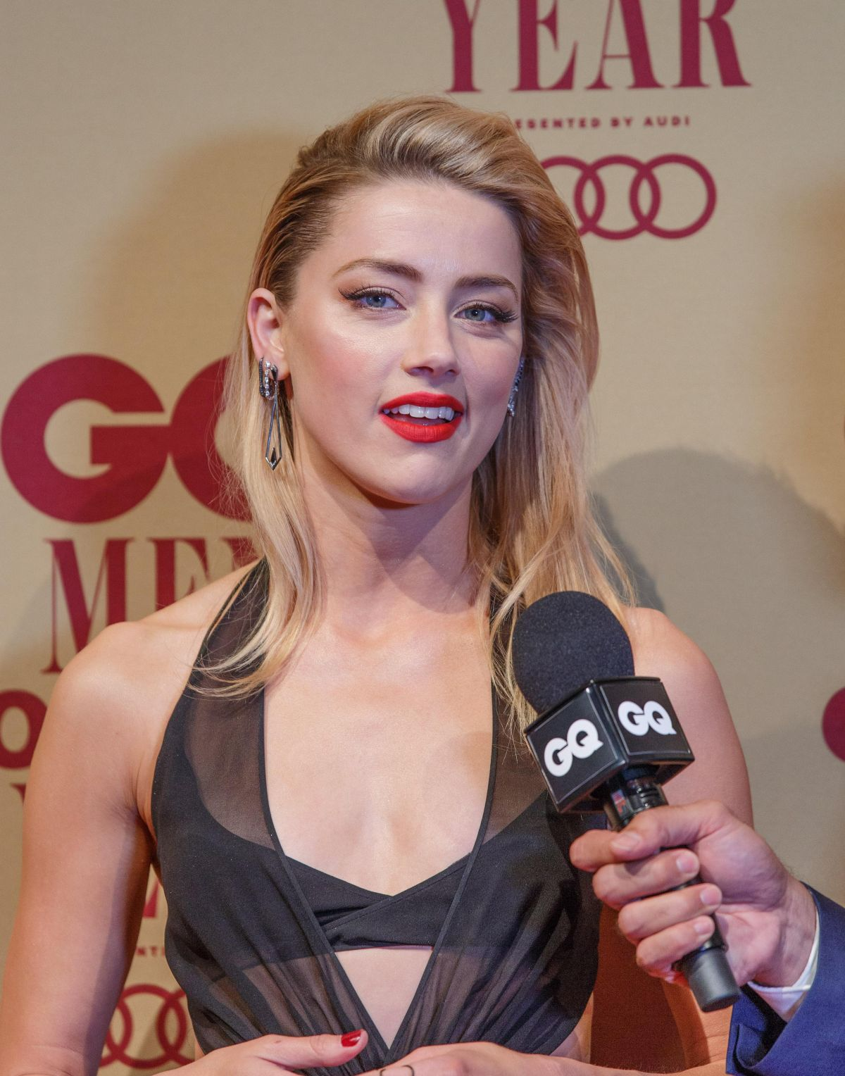 AMBER HEARD at 2017 GQ Men of the Year Awards in Sydney 11 ...