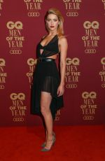 AMBER HEARD at 2017 GQ Men of the Year Awards in Sydney 11/15/2017