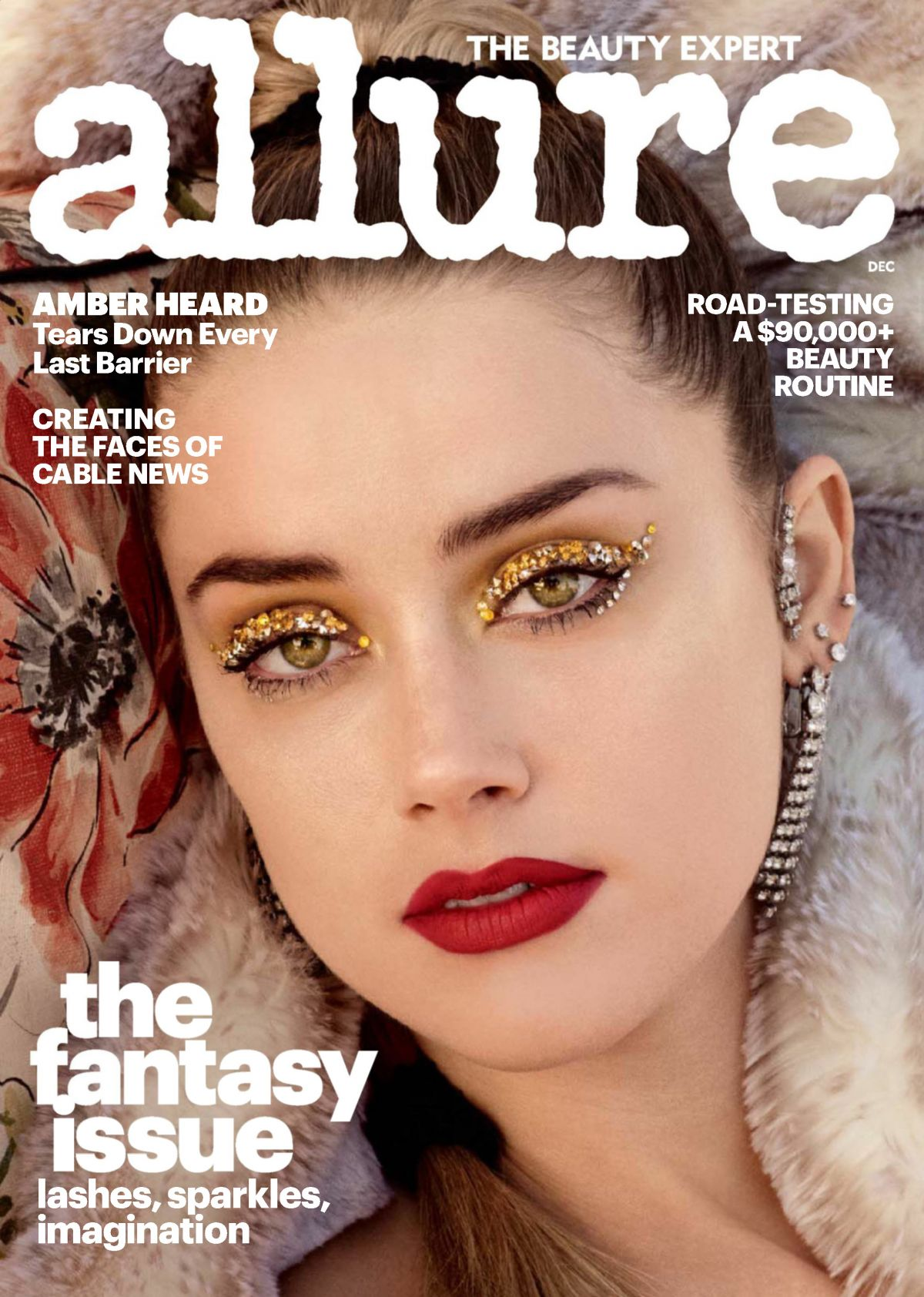 Allure magazine Nude Photos 29