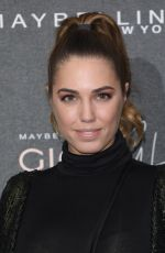 AMBER LE BON at Gigi Hadid x Maybelline Party in London 11/07/2017