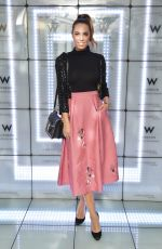AMBER LE BON at Launch of Perception at W in London 11/07/2017