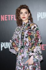 AMBER ROSE REVAH at The Punisher TV Show Premiere in New York 11/06/2017
