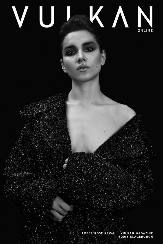 AMBER ROSE REVAH for Vulkan Magazine, November 2017