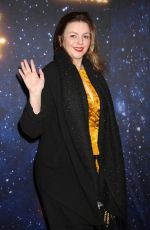 AMBER TAMBLYN at Meteor Shower Broadway Opening Night in New York 11/29/2017