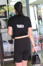 AMELIA GRAY HAMLIN in Tights Out in Beverly Hills 11/13/2017