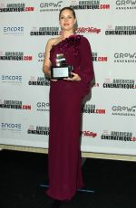 AMY ADAMS at American Cinematheque Award 2017 in Beverly Hills 11/10/2017