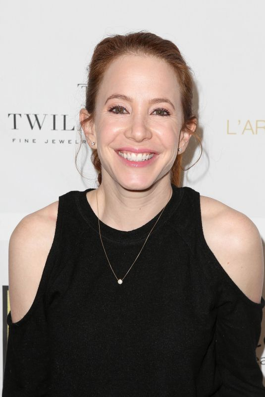 AMY DAVIDSON at Partypoppost at Peninsula in Beverly Hills 11/03/2017