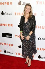 AMY MCGEE at Thumper Premiere in Los Angeles 10/30/2017