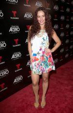 ANA LUCIA DOMINGUEZ at Telemundo