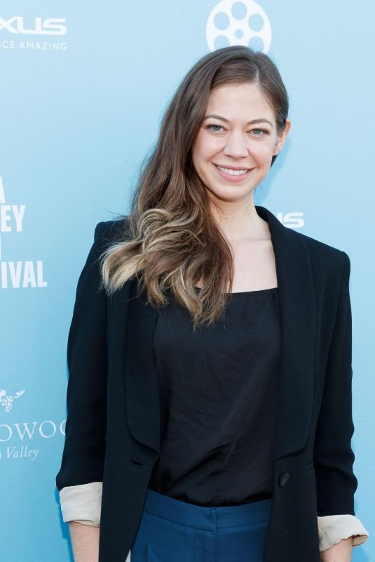 ANALEIGH TIPTON at 2017 Napa Valley Film Festival 11/11/2017