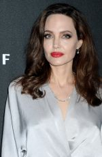 ANGELINA JOLIE at 2017 Hollywood Film Awards in Beverly Hills 11/05/2017