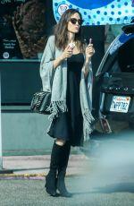 ANGELINA JOLIE at Baskin-robbins in Los Angeles 10/29/2017