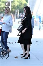 ANGELINA JOLIE Out in Los Angeles 11/10/2017
