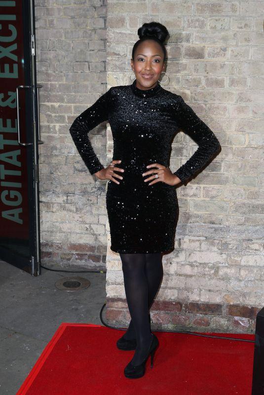 ANGELLICA BELL at Bafta Children's Awards 2017 in London 11/26/2017