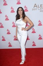 ANITTA at 2017 Latin Recording Academy Person of the Year Awards in Las Vegas 11/15/2017