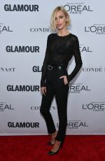 ANJA RUBIK at Glamour Women of the Year Summit in New York 11/13/2017