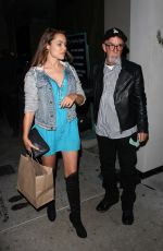 ANNA FANTASTIC at Catch LA in West Hollywood 11/03/2017
