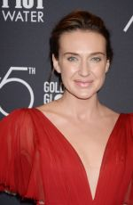 ANNA SCHAFER at HFPA & Instyle Celebrate 75th Anniversary of the Golden Globes in Los Angeles 11/15/2017