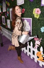 ANNA TREBUNSKAYA at March of Dimes: Imagine a World Premiere at LA Live: Microsoft Square in Los Angeles 11/09/2017