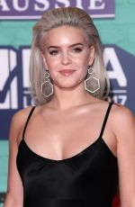 ANNE MARIE at 2017 MTV Europe Music Awards in London 11/12/2017