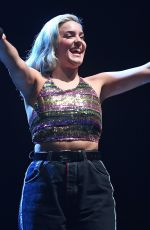 ANNE MARIE at Free Radio Live 2017 in Birmingham 11/11/2017