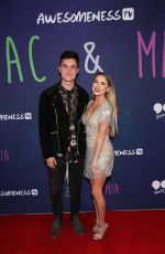 ANNE WINTERS at Zac & Mia Premiere at Awesomeness HQ in Los Angeles 11/06/2017